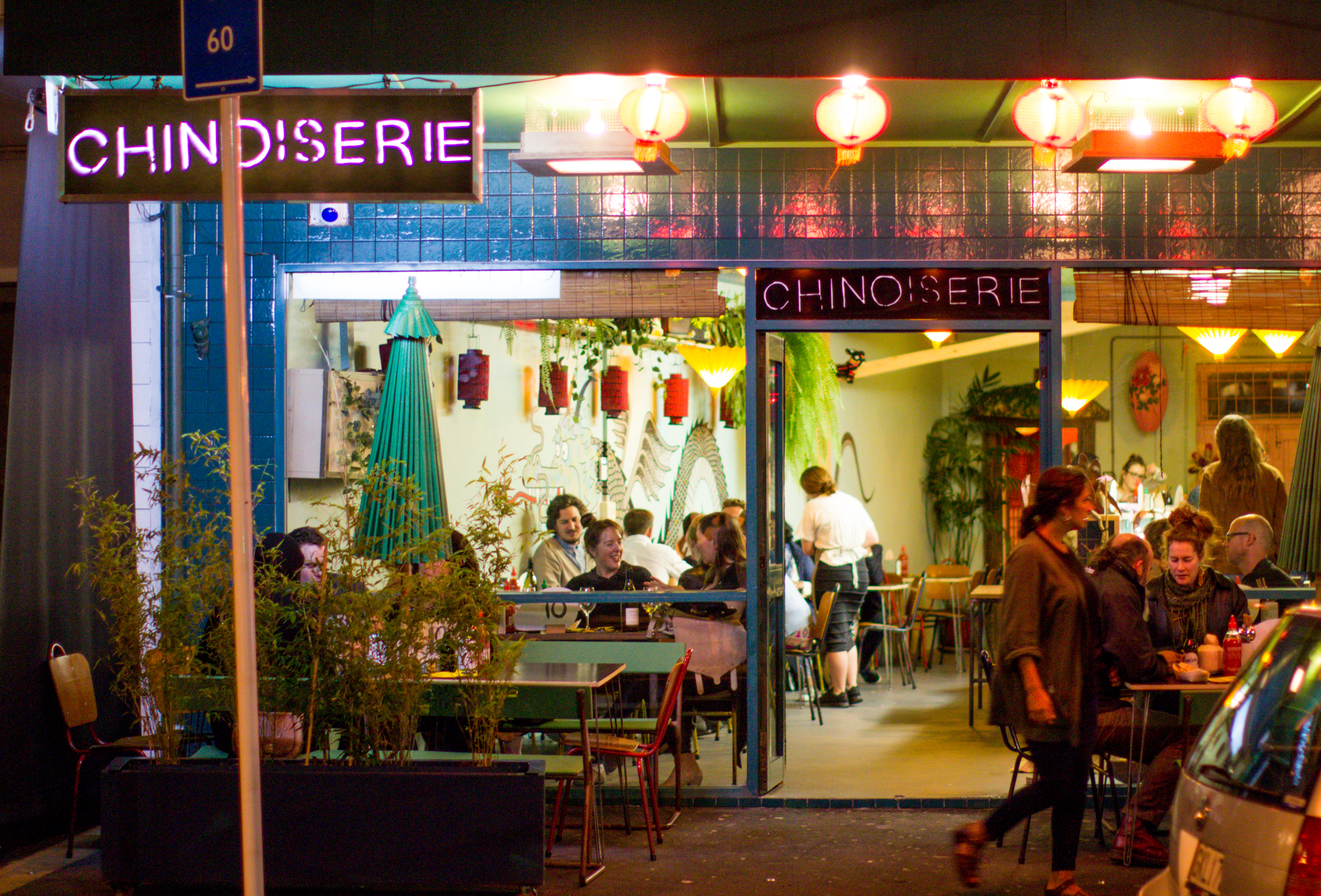 Chinoiserie gather hunt for Xi an food bar mt albert
